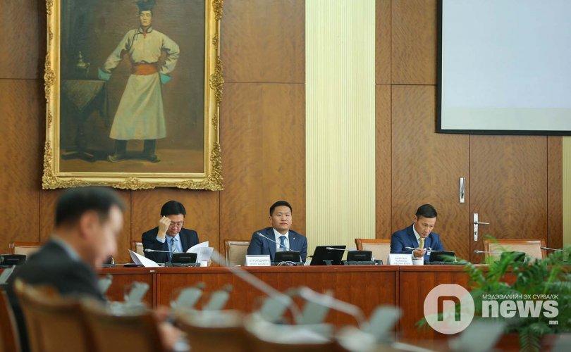 Ж.Энхбаяр: Цар тахлын хуулийн зүсийг нь хувиргасан байна