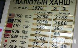 Юань суларч, доллар өсчээ
