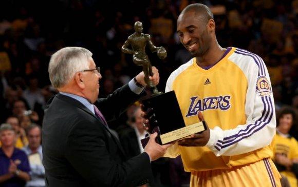 Бүх оддын тоглолтын MVP шагналыг Коби Брайнтын нэрэмжит болголоо
