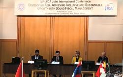 Монголбанкны ерөнхийлөгч ОУВС, Жайка-гийн Ази, номхон далайн бүсийн V хуралд оролцлоо