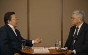 Ерөнхийлөгч асан Ц.Элбэгдорж цаг үеийн асуудлаар ярилцлага өглөө