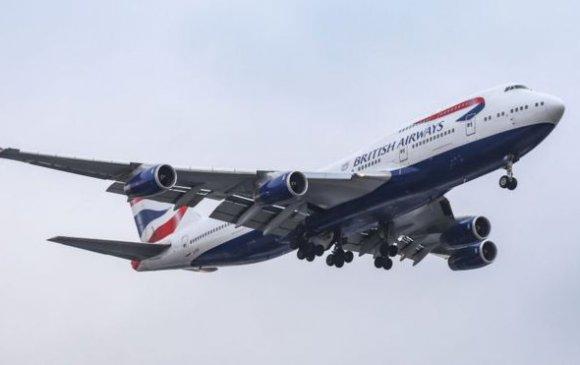 'Boeing' онгоц шуурганаас зугтан, дээд хурд үзүүлжээ