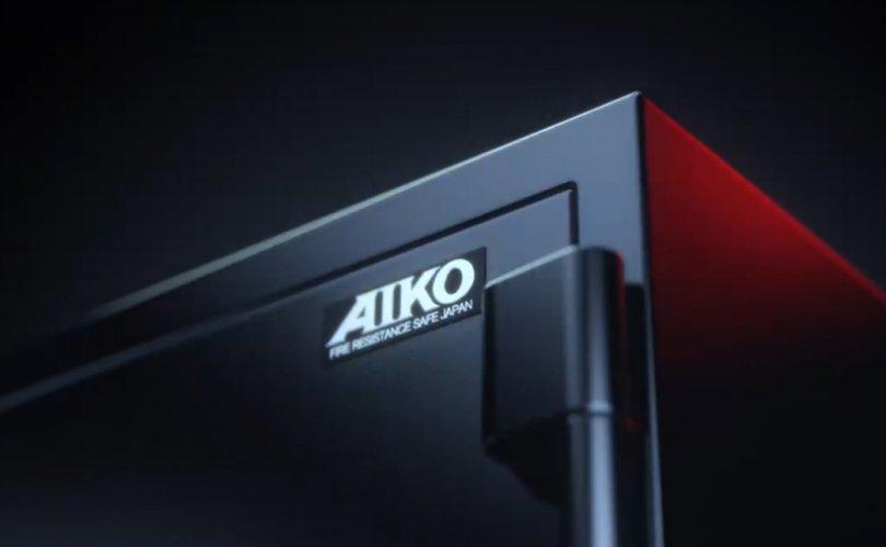 """""""AIKO"""" брэндийн галд тэсвэртэй сейф"""