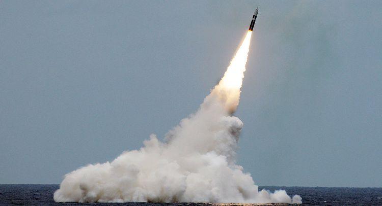 АНУ баллистик пуужин туршжээ