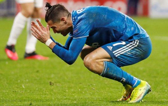 Лион Роналдогийн Ювентусыг хожиж, Реал Мадрид талбайдаа хожигдов