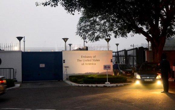 Нью Дели дахь АНУ-ын Элчин сайдын яаманд бага насны охин хүчирхийлүүлжээ