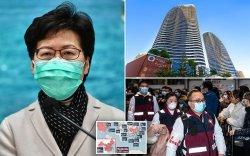 Хонгконг: Насанд хүрсэн иргэн бүртээ 1200 доллар олгоно
