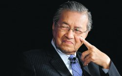 Малайзын ерөнхий сайд огцрох өргөдлөө хаандаа өргөн барьлаа