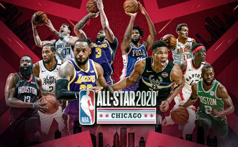 NBA: Бүх оддын тоглолтын эргэн тойронд