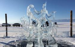 Монголын мөсөн барималчдын бүтээл шилдгээр тодров