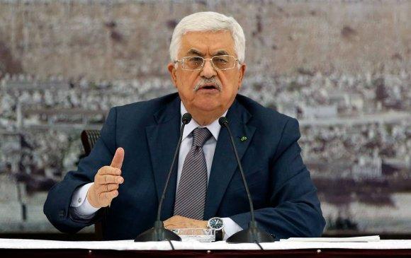 Палестин: Израиль болон АНУ-аас бүх харилцаагаа тасалж байна