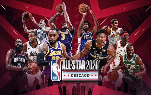 NBA: Бүх оддын хоёр багийн бүрэлдэхүүн тодорлоо