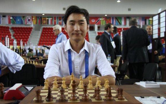 У.Насанжаргал Монголын шатрын тав дахь эрэгтэй Их мастер боллоо