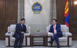 Элчин сайд Цай Вэньруй: Монголын төр засаг, ард түмэнд чин сэтгэлийн талархал илэрхийлье