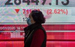 Коронавирус дэлхийн эдийн засгийг хямраах уу?