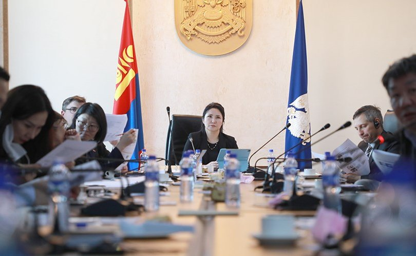 """""""Монгол дахь барилга байгууламжийн эрчим хүчний үр ашгийг дээшлүүлэх нь"""" төслийн хурал боллоо"""