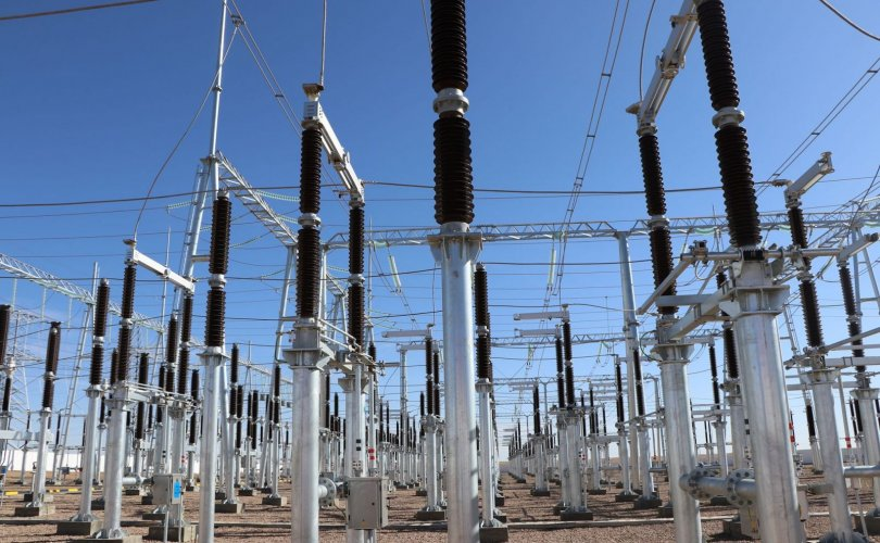 Улаанбаатар – Мандалговийн цахилгаан дамжуулах агаарын шугам, дэд станцуудыг ашиглалтад хүлээлгэн өгөв