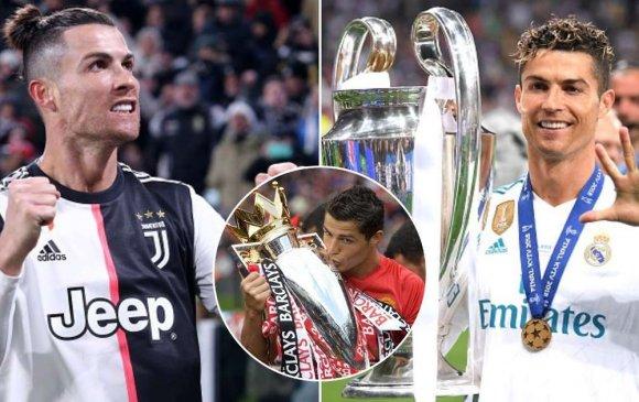 Кристиано Роналдогийн энэ жил эвдэх боломжтой амжилтууд