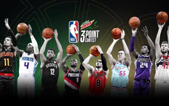 NBA: Бүх оддын тоглолтын ур чадварын тэмцээнд оролцох тамирчид тодорлоо