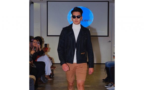 """""""Сан Франциско-2020"""" загварын шоунд монгол залуу анх удаа оролцжээ"""