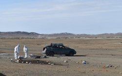 Орон нутгийн замд ноцтой осол гарч жолооч нь нас баржээ