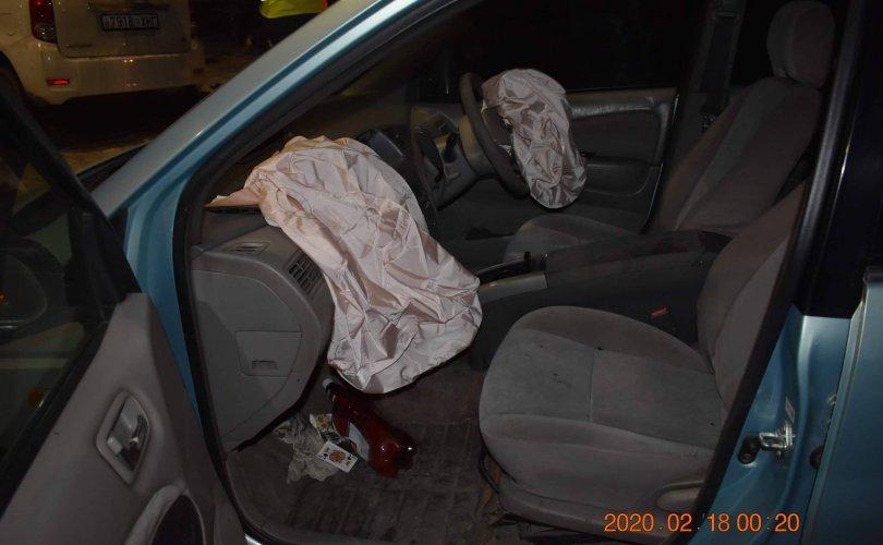 Согтуу жолоочийн буруугаас 16-30 насны гурван хүн гэмтжээ