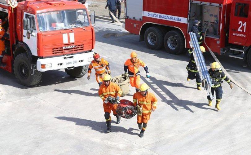 Он гарсаар 213 хүний амь насыг авран хамгааллаа
