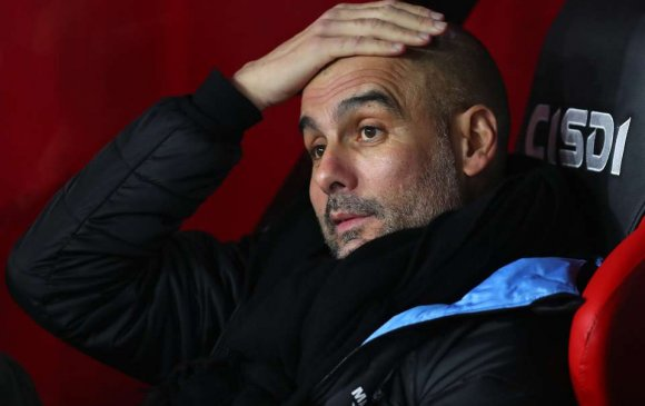 Манчестер Сити баг доод лиг рүү унах аюул нүүрлэжээ