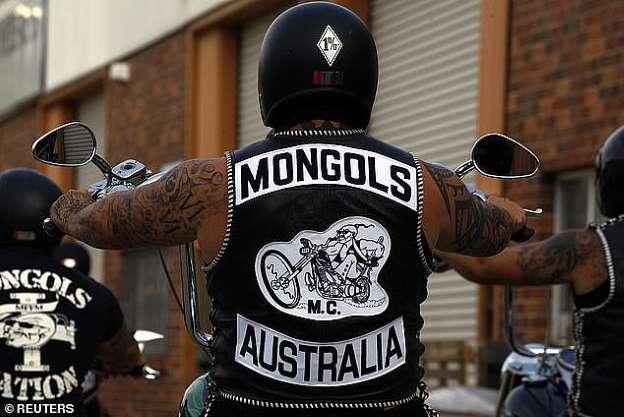 """""""Монголчууд"""" дээрмийн бүлэглэлийн гишүүдийг баривчилжээ"""