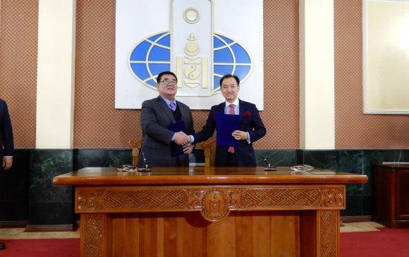 Монгол, Өмнөд Солонгосын жүдогийн холбоод хамтран ажиллана
