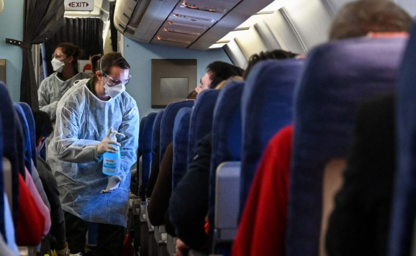 Олон улсад шинэ халдварын тоо Хятадыг давж гарав
