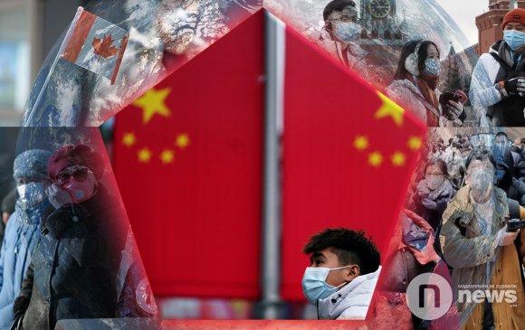 """Хятадуудыг """"аюултай тахал"""" мэт үзэж байна"""