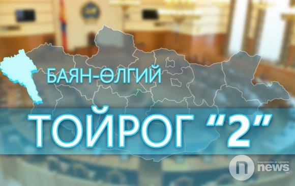 Сонгууль 2020: Баян-Өлгий омгийн шийдвэрээ дагана