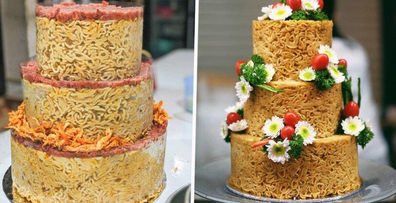 Бэлэн гоймонгоор хийсэн бялууг хүмүүс ихээр захиалж байна