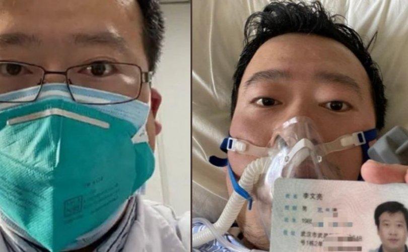 Хятад эмчийн үхэл эсэргүүцэл дагуулав