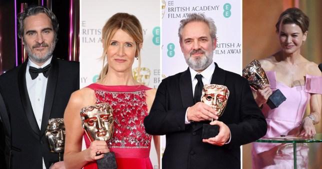 """""""BAFTA 2020"""" кино наадмын эргэн тойронд"""