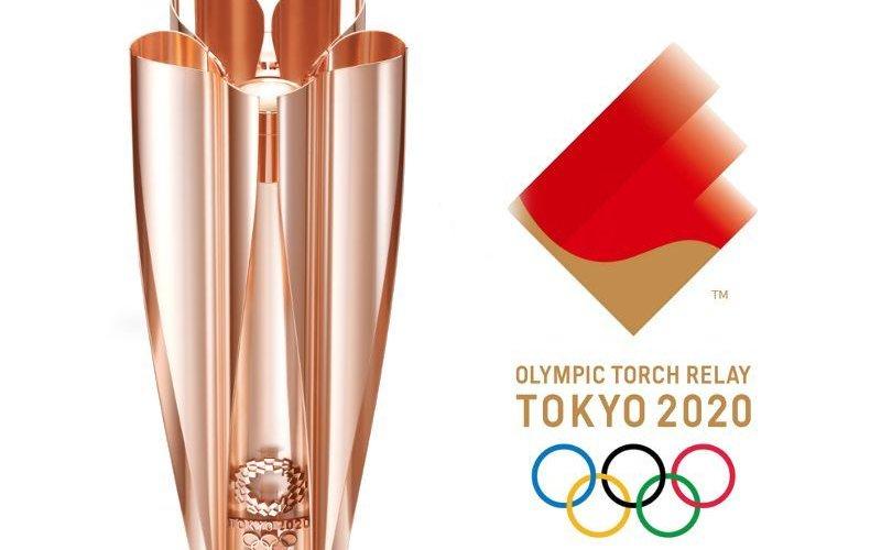 Токио-2020 олимпийн наадмын галт бамбарыг танилцууллаа