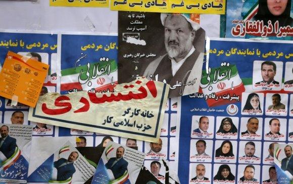 Иранд парламентийн сонгууль болж байна