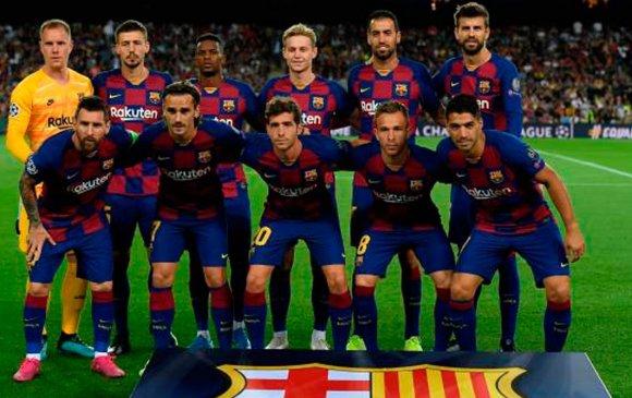 Барселона баг шинэ коронавирусийн шинжилгээнд хамрагдана