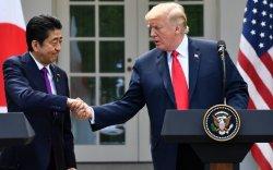 Трамп Токио 2020 олимпийн наадам үзэж магадгүй
