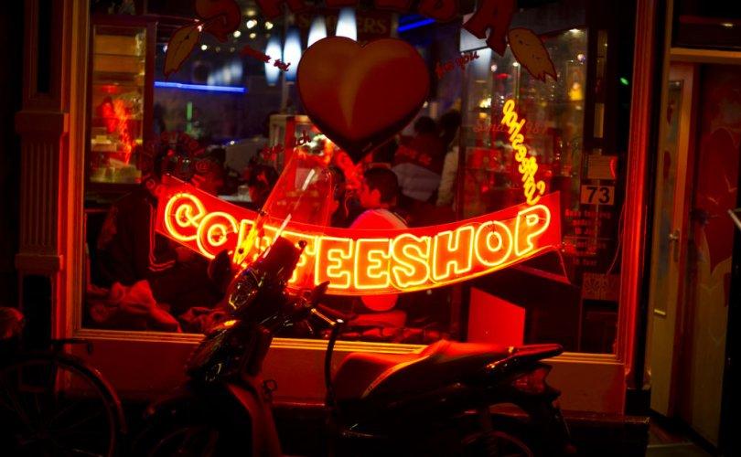Амстердам жуулчдыг каннабис кафегаар үйлчлүүлэхийг хориглоно