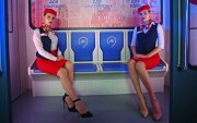 Эмэгтэйчүүдийн карьерт тохирсон компанийн нэгээр Москвагийн метро тодров