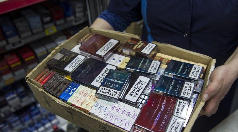 Беларусаас орж ирсэн хууль бус тамхи Оросын зах зээлд таржээ