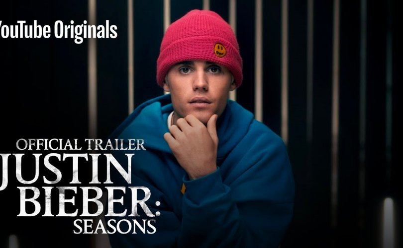 Жастин Бибер: Би биеэ их буруу авч явж байсан