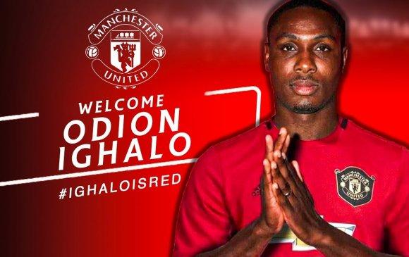 Манчестер Юнайтед баг Одион Игалог тусгаарлаад байна