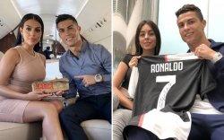 Кристиано Роналдо эхнэртээ сар бүр 80 мянган фунт өгдөг