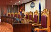 Үндсэн хуулийн цэц Монгол Улсын Ерөнхийлөгчийн хүсэлтийг хянан хэлэлцэнэ