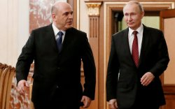 """Мишустины Засгийн газар Оросын эдийн засгийн """"аврал"""""""