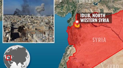 Сирийн агаарын цохилтоос болж Туркийн 33 цэрэг амиа алджээ