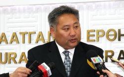 НДЕГ-ын дарга асан Ц.Уртнасанг саатууллаа